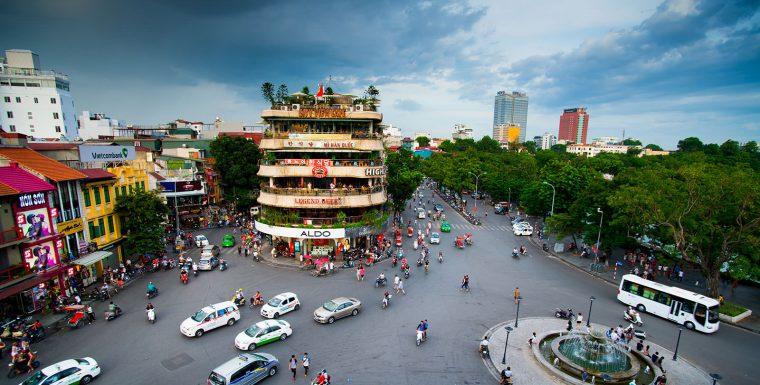 Puly và Bánh đà Hà Nội. Giao hàng đến Hà Nội